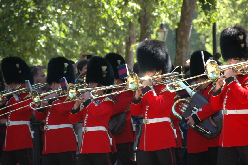 Changing of the Guard - London, England