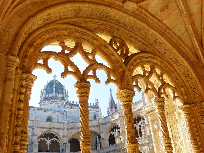 Portugal_Lisbon_Jeronimos Monastery